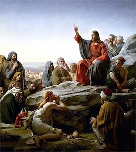 Bloch's Sermon on the Mount