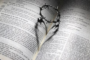 Bible and heart