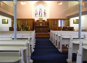 Church Auditorium